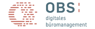 OBS Digitales Büromanagement Logo